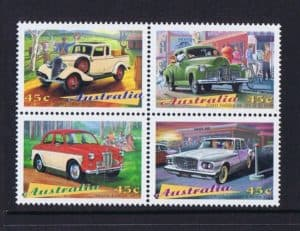 Royal Mail Classic Toys Stamps